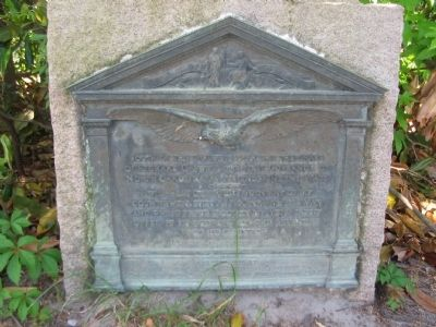 Grave of Richard Caswell Marker Photo, Click for full size