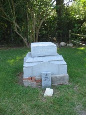 Richard Caswell Grave Photo, Click for full size