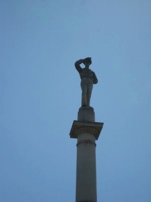 Phillipsburg Civil War Memorial Photo, Click for full size