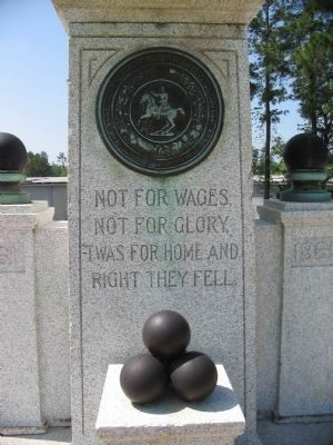 Front of Memorial image. Click for full size.