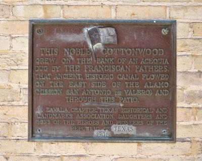 This Noble Cottonwood Marker image. Click for full size.