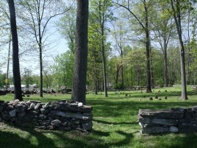 Augusta Hill Baptists Cemetery image. Click for full size.