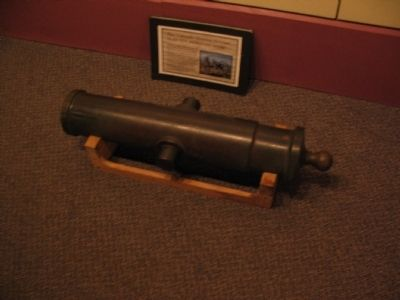 Mountain Howitzer in the Museum image. Click for full size.