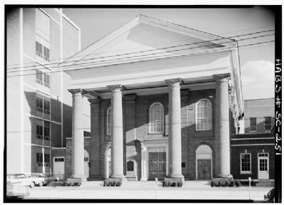 First Baptist Church Front image. Click for full size.