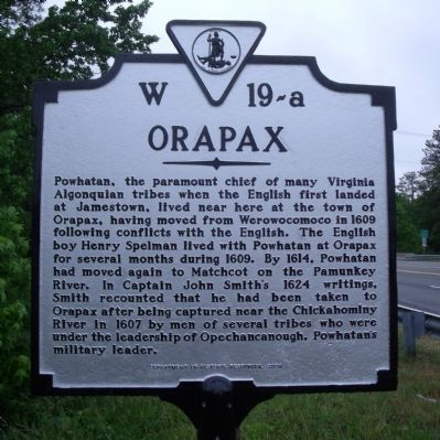 Orapax Marker image. Click for full size.