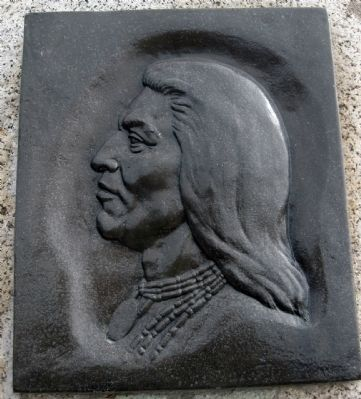 Portrait of Chief Truckee image. Click for full size.