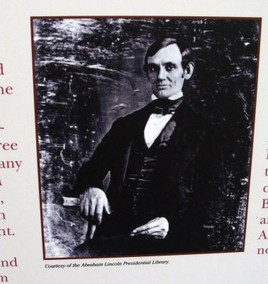 "Lower Section - - Photo ""Abraham Lincoln"" image. Click for full size."