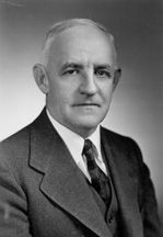 Frank P. Graham Congressional Photo Photo, Click for full size