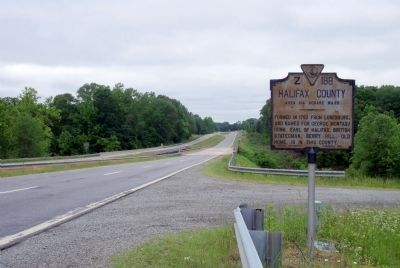 US Rt 58 (facing west) image. Click for full size.