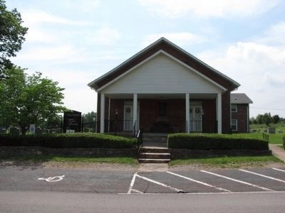 Cedar Creek Baptist Church image. Click for full size.