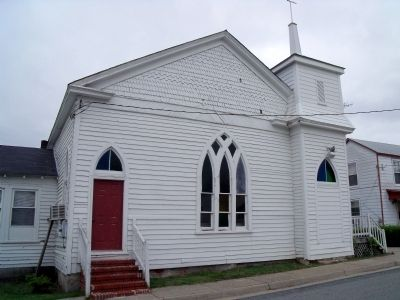 Mizpah Church image. Click for full size.