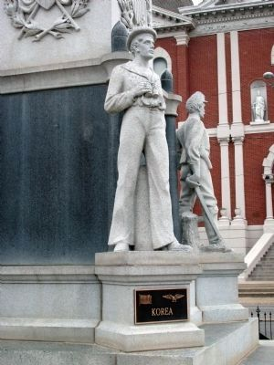 Other View - - South/East Statue image. Click for full size.