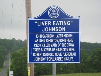 """Liver Eating"" Johnson Marker image. Click for full size."