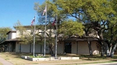 Pedernales Electric Cooperative, Inc. Markers Photo, Click for full size