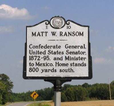 Matt W. Ransom Marker image. Click for full size.