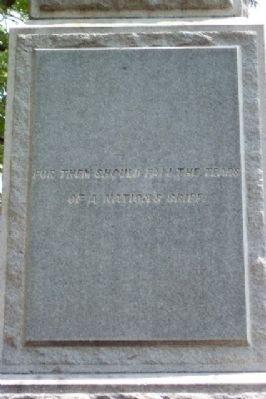 Cumberland County Confederate Memorial Photo, Click for full size