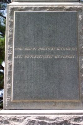 Cumberland County Confederate Memorial image. Click for full size.