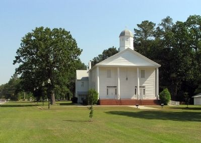 Bethel Presbyterian Church (1852) image. Click for full size.