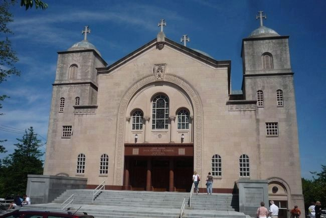 Saint Sophia Greek Orthodox Cathedral image. Click for full size.
