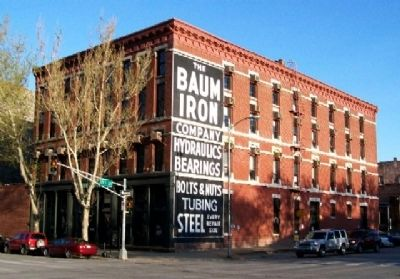 Baum Iron Company Building image. Click for full size.