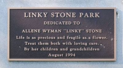 Linky Stone Park image. Click for full size.