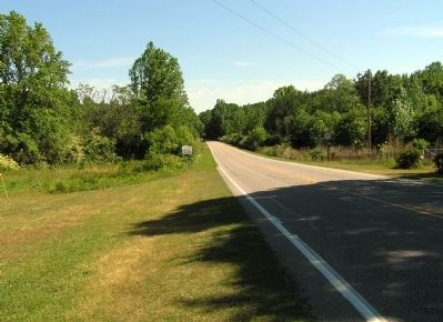 Wide view of the Henry William Harrington Marker Photo, Click for full size