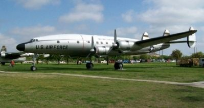 "C-121 ""Constellation"" image. Click for full size."