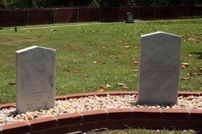 Magnolia Cemetery 7 Generals Tribute left image. Click for full size.