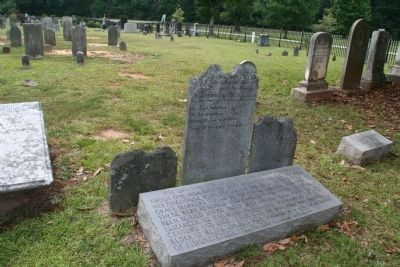 Bethesda Presbyterian Cemetery image. Click for full size.