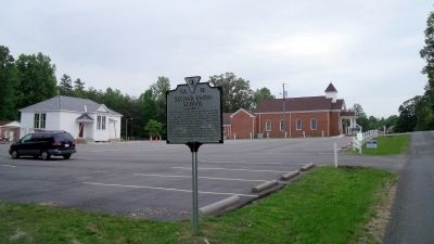 Second Union Baptist Church image. Click for full size.