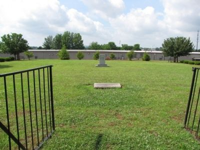 Slave Cemetery Photo, Click for full size