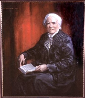 Elizabeth Blackwell, M.D. Photo, Click for full size
