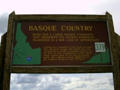 Basque Country Marker image. Click for full size.