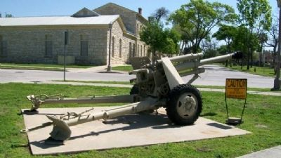 M-56 Howitzer 105mm Towed (Yugoslavia) image. Click for full size.