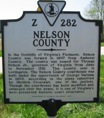 Nelson County Side image. Click for full size.