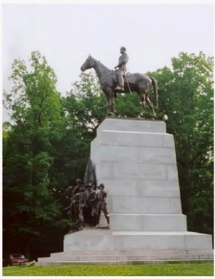 Virginia Monument, Gettysburg, Pa image. Click for full size.