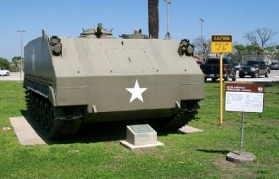 M-59 Armored Personnel Carrier image. Click for full size.