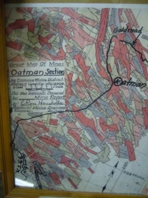 Oatman area Mining Claims image. Click for full size.
