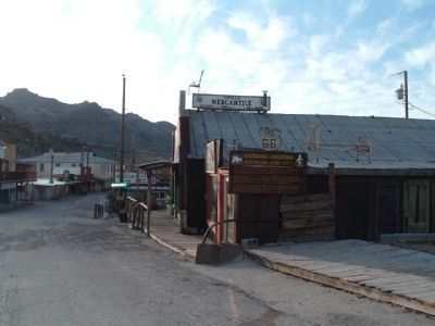 Oatman image. Click for more information.