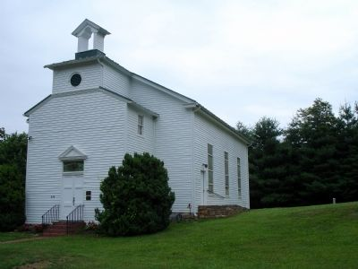 Flint Hill Baptist Church Photo, Click for full size