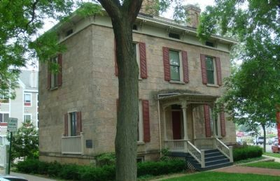 Joseph Stoner House Photo, Click for full size