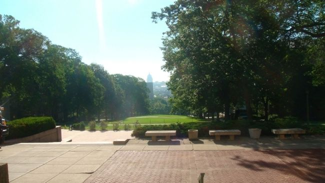 View from Bascom Hall image. Click for full size.