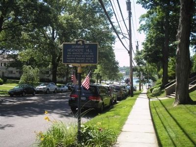 Mamaroneck Marker image. Click for full size.