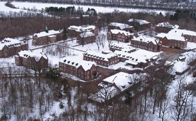 Pennhurst State School & Hospital image. Click for full size.