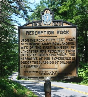 Redemption Rock Marker image. Click for full size.