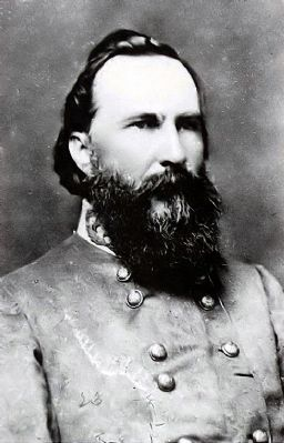 Gen. James Longstreet CSA Photo, Click for full size