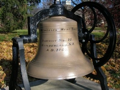 Meneely Foundry Bell image. Click for full size.