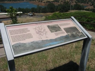 The Story Under the Lake Marker Photo, Click for full size