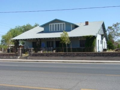 Huffman House - Florence AZ image. Click for full size.