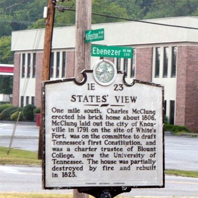 States' View Marker image. Click for full size.